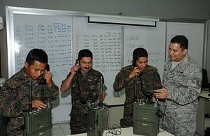 radio officers